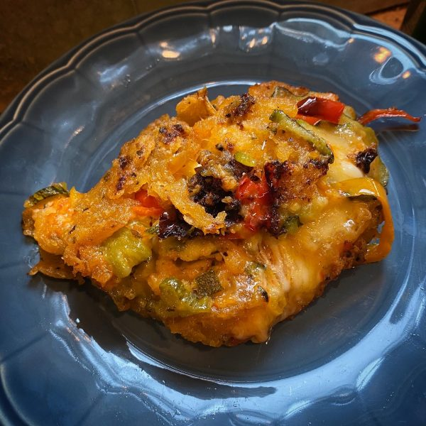 McGeeza's Fried Pizza Rolls