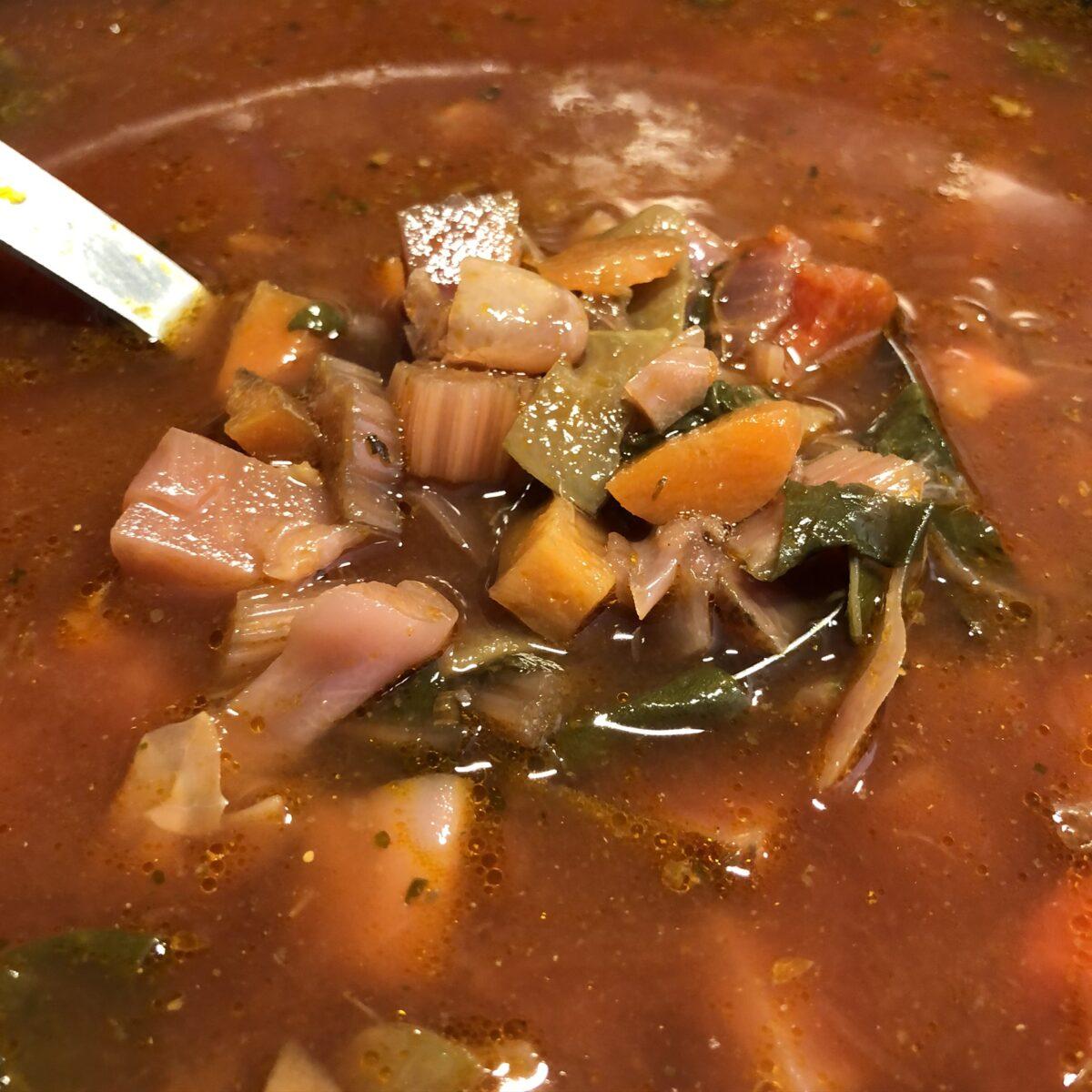 Mama's Garden Veggie Soup