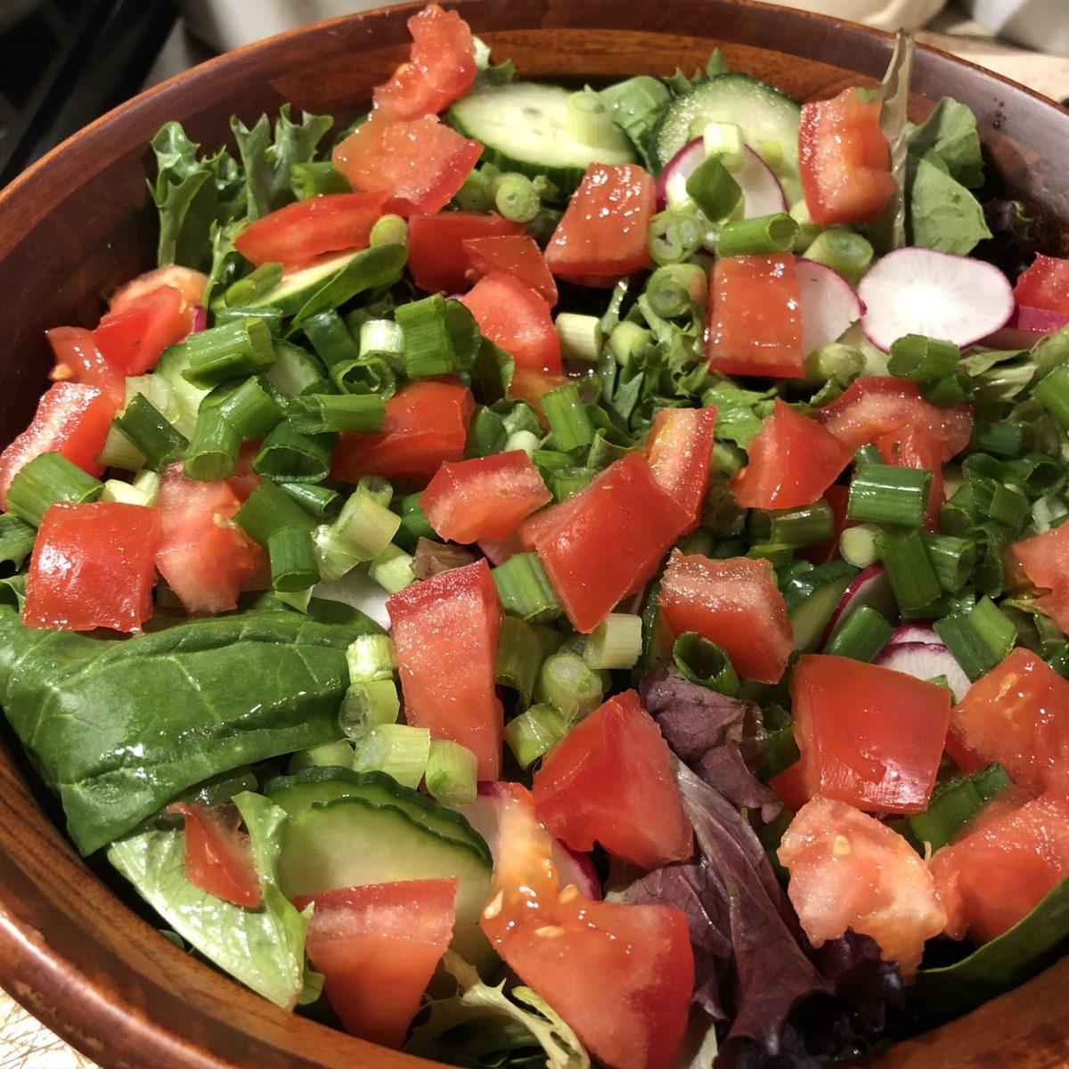 McGee Home Garden Salad