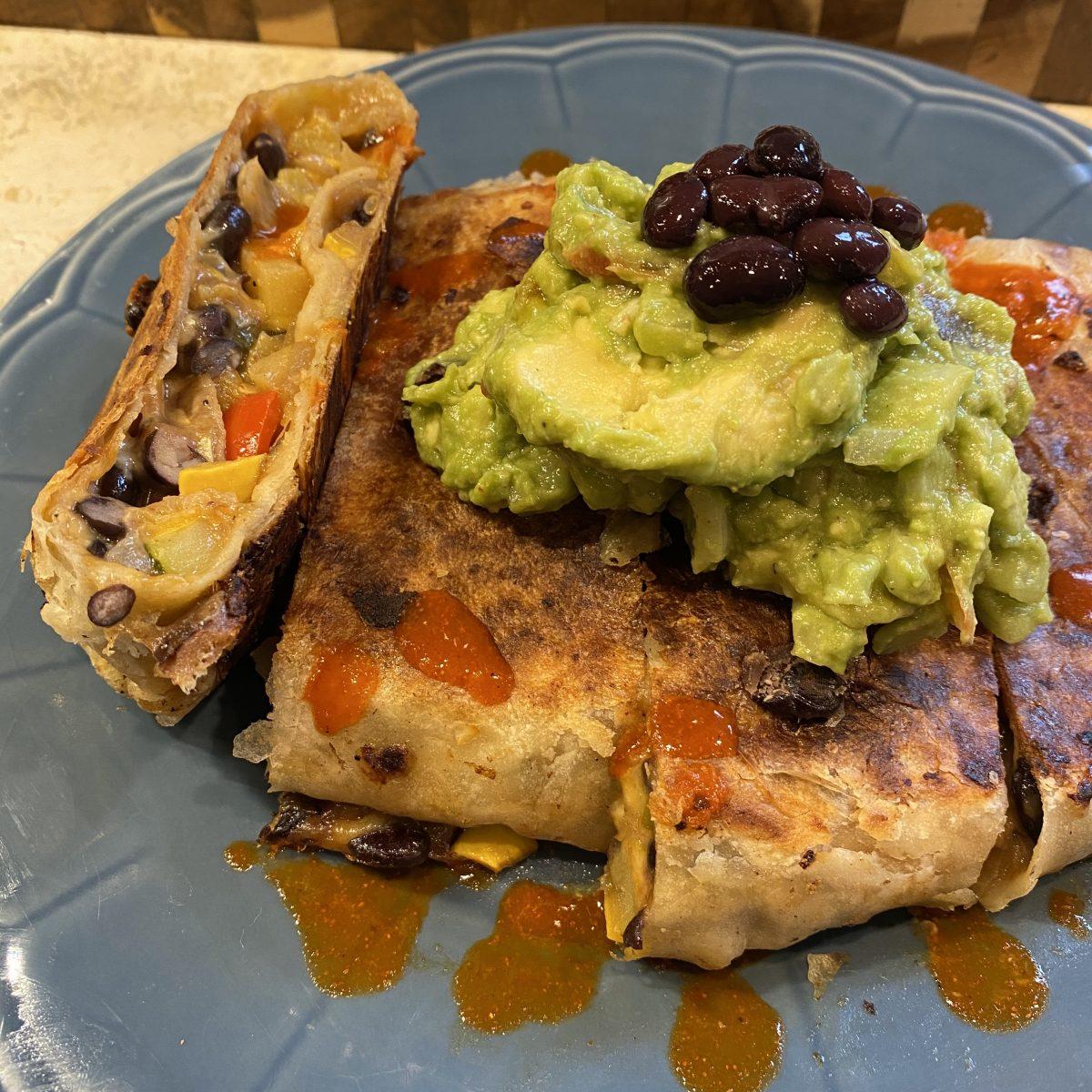 McGeeto's Vegetarian Burritos