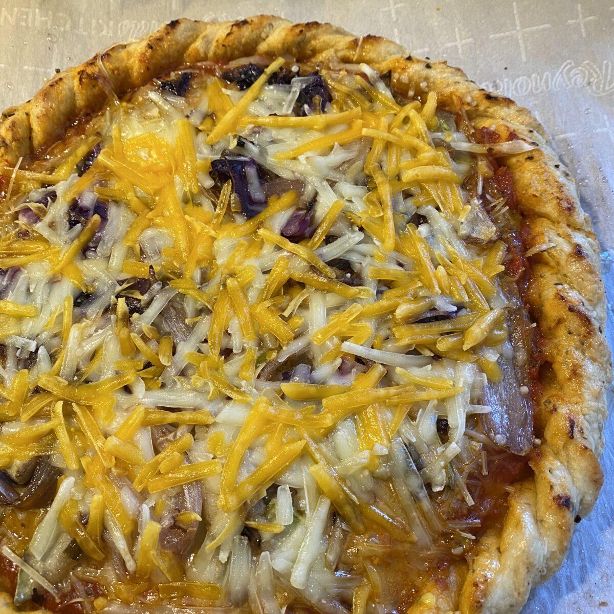McGeeza's Vegan Pizza