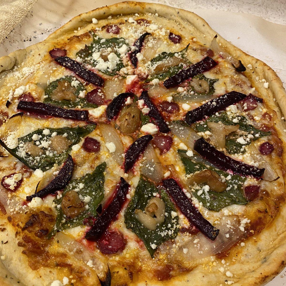 McGeeza's Beetza Pizza