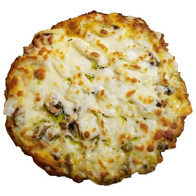 McGeeza's Vegetarian Pizzas